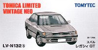 トミーテックトミカリミテッド ヴィンテージ ネオスバル レガシィ GT (銀)