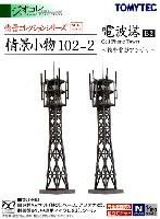 電波塔 B2 - 携帯電話アンテナ -