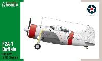 ブリュースター F2A-1 バッファロー アメリカ海軍