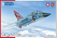 スペシャルホビー1/72 エアクラフト プラモデルダッソー ミラージュ F.1B/BE