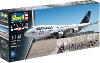 ボーイング 747-400 アイアンメイデン