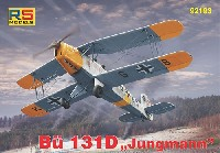 RSモデル1/72 エアクラフト プラモデルビュッカー Bu131D ユングマン