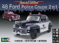 '48 フォード ポリス クーペ