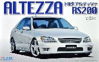 フジミ1/24 インチアップシリーズトヨタ アルテッツァ RS200