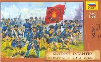 スウェーデン歩兵 17-18世紀