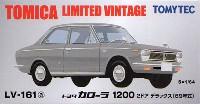 トヨタ カローラ 1200 2ドア デラックス (69年式) (グレー)