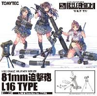 81mm迫撃砲 L16タイプ