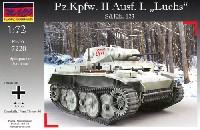 マコ1/72 AFVキットドイツ Pz.Kpfw.2 Ausf.L ルクス 偵察戦車