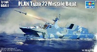 トランペッター1/144 潜水艦シリーズ中国人民解放軍 022型 ミサイル艇