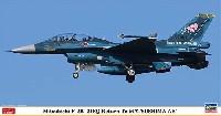 三菱 F-2B 21SQ 松島基地帰還記念