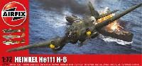 エアフィックス1/72 ミリタリーエアクラフトハインケル He111H6