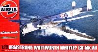 エアフィックス1/72 ミリタリーエアクラフトアームストロング ホイットワース ホイットレイ GR.Mk.7