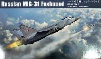 ロシア MiG-31 フォックスハウンド