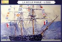 フランス海軍 帆船 ベル・プール号