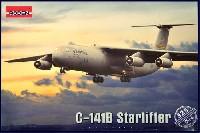 ローデン1/144 エアクラフトロッキード C-141B スターリフター 戦略輸送機