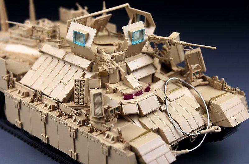 イスラエル ナグマホン 装甲兵員輸送車 前期型プラモデル(タイガーモデル1/35 AFVNo.4615)商品画像_4