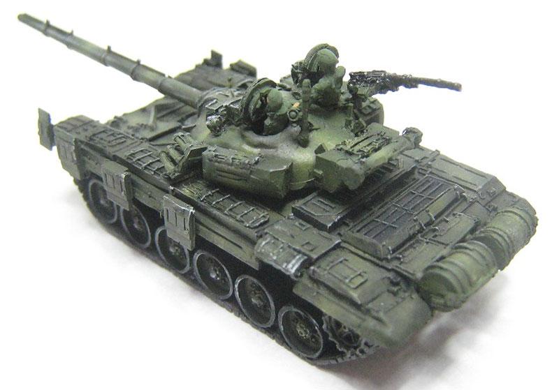 T-72 ウラルレジン(マツオカステン1/144 オリジナルレジンキャストキット (AFV)No.MTUAFV-095)商品画像_3