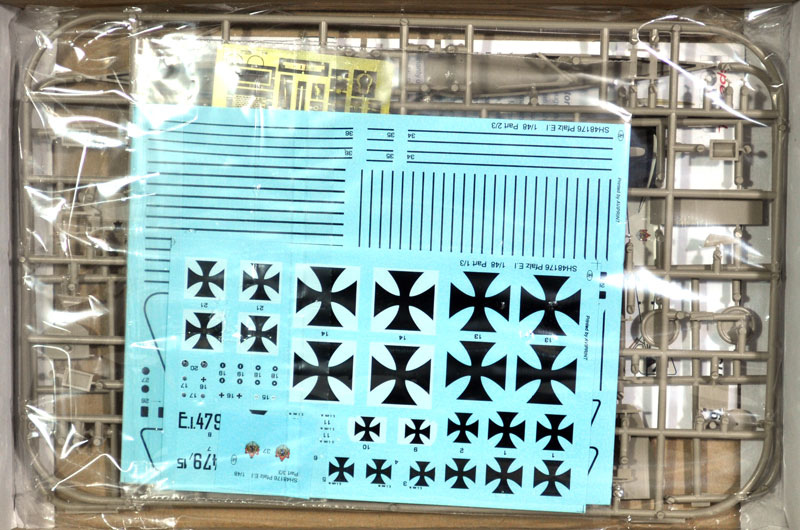 ファルツ E.1プラモデル(スペシャルホビー1/48 エアクラフト プラモデルNo.SH48176)商品画像_1
