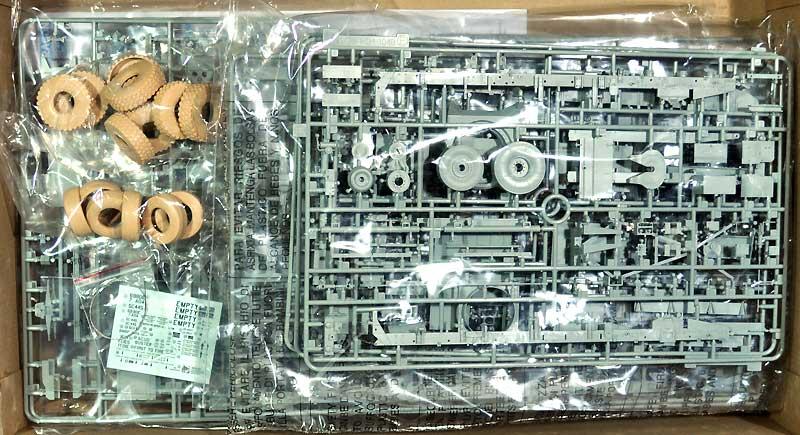 MIM-104B パトリオット SAM PAC-1 w/M983 HEMTTプラモデル(ドラゴン1/35 BLACK LABELNo.3558)商品画像_1