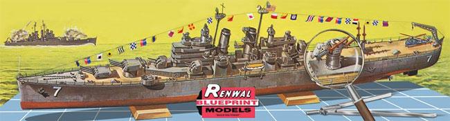 U.S.S. スプリングフィールド (SSP)プラモデル(レベルShips(艦船関係モデル)No.85-0602)商品画像