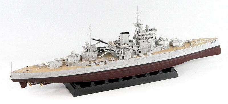 英国海軍 クイーン・エリザベス級戦艦 ヴァリアント 1939プラモデル(ピットロード1/700 スカイウェーブ W シリーズNo.W188)商品画像_3