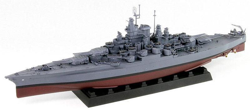 米国海軍 テネシー級戦艦 BB-44 カリフォルニア 1945プラモデル(ピットロード1/700 スカイウェーブ W シリーズNo.W191)商品画像_2