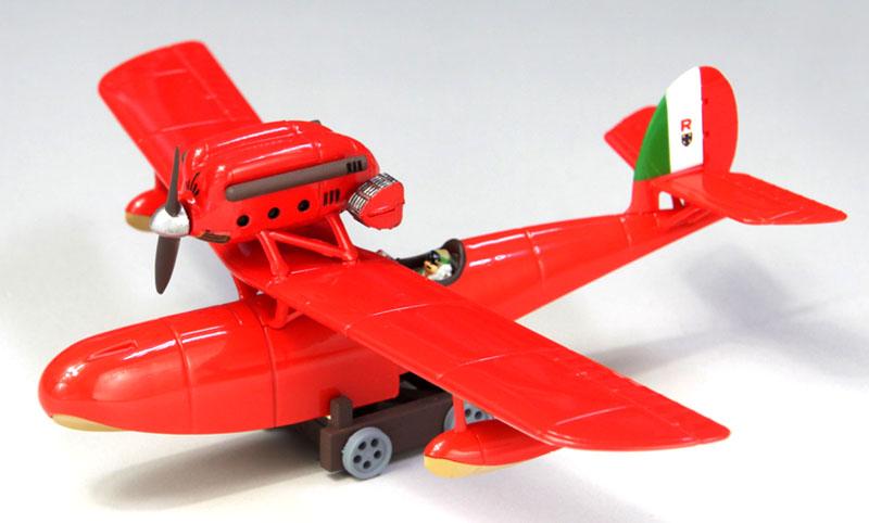 サボイア S.21 試作戦闘飛行艇 (紅の豚)完成品(ファインモールド紅の豚 完成品モデルNo.62501)商品画像_1