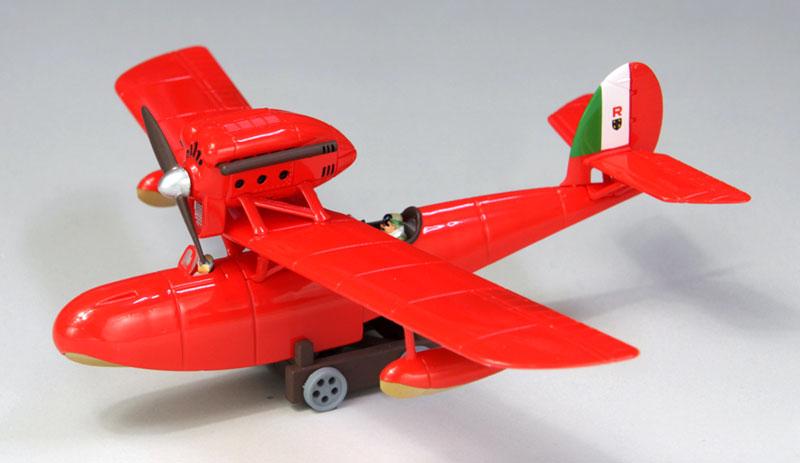 サボイア S.21F 後期型 (紅の豚)完成品(ファインモールド紅の豚 完成品モデルNo.62503)商品画像_1
