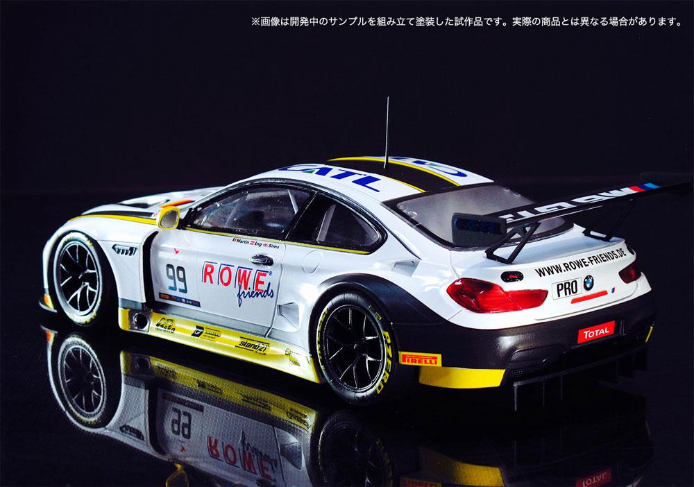 BMW M6 GT3 2016 スパ24時間レース ウイナープラモデル(プラッツプラスチックモデルキットNo.PN24001)商品画像_4