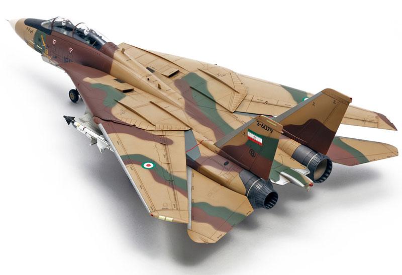 グラマン F-14A トムキャットプラモデル(タミヤ1/48 傑作機シリーズNo.114)商品画像_3