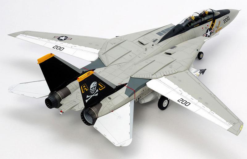 グラマン F-14A トムキャットプラモデル(タミヤ1/48 傑作機シリーズNo.114)商品画像_4