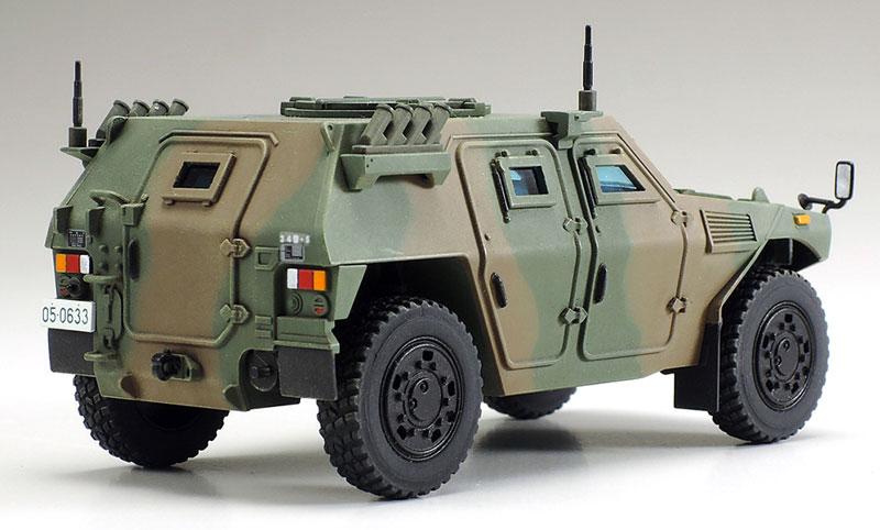 陸上自衛隊 軽装甲機動車プラモデル(タミヤ1/48 ミリタリーミニチュアシリーズNo.090)商品画像_3