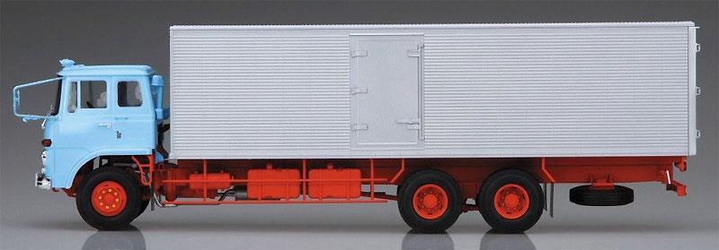 ふそう T951N アルミバンプラモデル(アオシマ1/32 ヘビーフレイト シリーズNo.001)商品画像_3