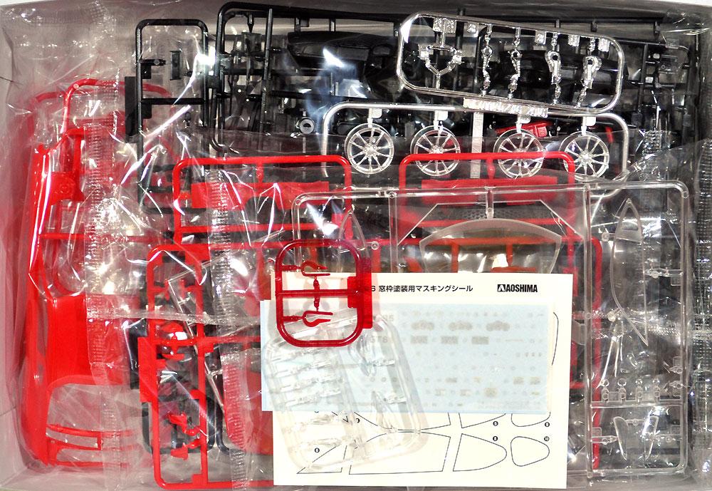 トヨタ ZN6 TOYOTA 86 '16プラモデル(アオシマ1/24 ザ・モデルカーNo.旧025)商品画像_1