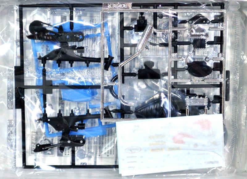 ホンダ モンキー カスタム 武川仕様 Ver.1プラモデル(アオシマ1/12 バイクNo.022)商品画像_1