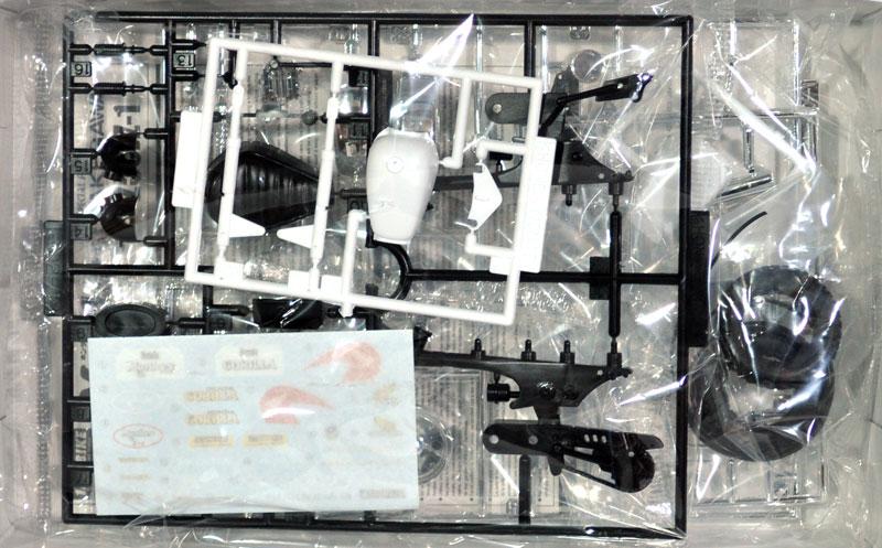 ホンダ モンキー カスタム 武川仕様 Ver.2プラモデル(アオシマ1/12 バイクNo.024)商品画像_1