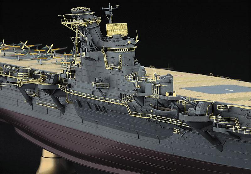 航空母艦 隼鷹 木製甲板木製甲板(ハセガワ1/350 QG帯シリーズNo.QG066)商品画像_3