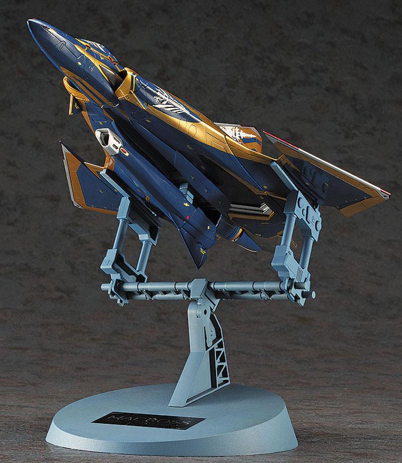 Sv-262Hs ドラケン 3 (キース・エアロ・ウィンダミア機)プラモデル(ハセガワ1/72 マクロスシリーズNo.028)商品画像_4