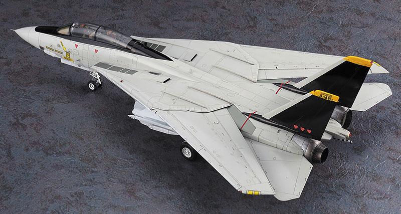F-14A トムキャット ミッキー・サイモン (エリア88)プラモデル(ハセガワクリエイター ワークス シリーズNo.64744)商品画像_2