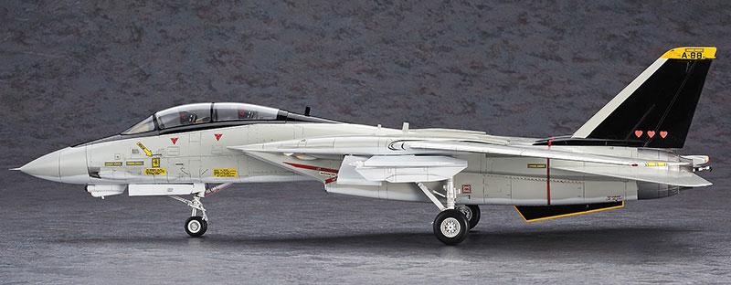 F-14A トムキャット ミッキー・サイモン (エリア88)プラモデル(ハセガワクリエイター ワークス シリーズNo.64744)商品画像_3
