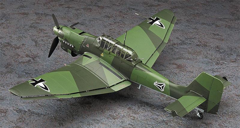 ユンカース Ju87B-2 スツーカ (終末のイゼッタ)プラモデル(ハセガワクリエイター ワークス シリーズNo.64740)商品画像_2