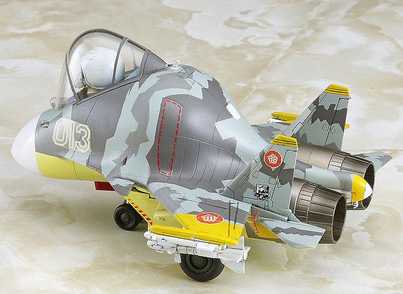 Su-33 フランカーD エースコンバット 黄色の13プラモデル(ハセガワたまごひこーき シリーズNo.SP351)商品画像_3