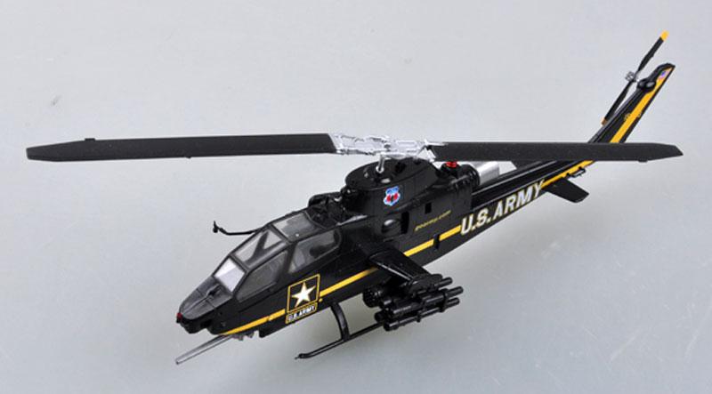 AH-1F コブラ アメリカ陸軍 スカイソルジャーズ完成品(イージーモデル1/72 ウイングド エース (Winged Ace)No.36900)商品画像_2