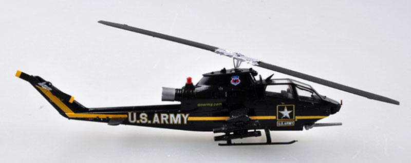 AH-1F コブラ アメリカ陸軍 スカイソルジャーズ完成品(イージーモデル1/72 ウイングド エース (Winged Ace)No.36900)商品画像_3