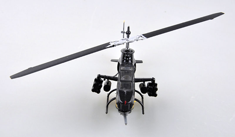 AH-1F コブラ アメリカ陸軍 スカイソルジャーズ完成品(イージーモデル1/72 ウイングド エース (Winged Ace)No.36900)商品画像_4