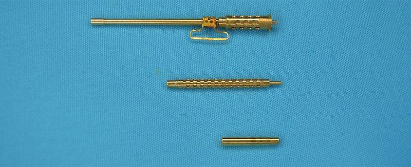 ブローニング M2/M1919 機関銃 銃身セットメタル(パッションモデルズ1/35 シリーズNo.P35-127)商品画像_2