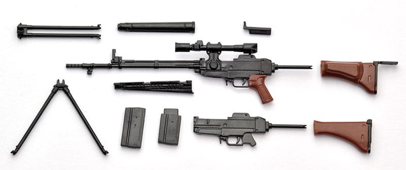 64式狙撃銃タイププラモデル(トミーテックリトルアーモリー (little armory)No.LA024)商品画像_1