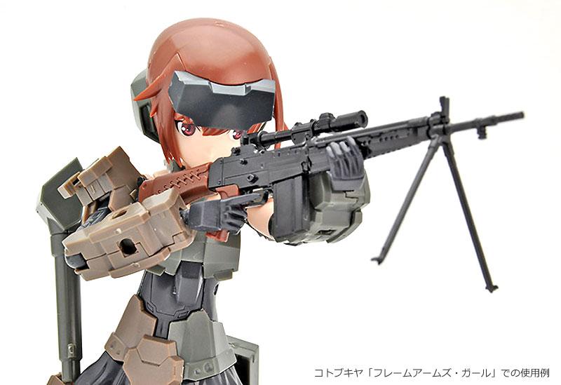 64式狙撃銃タイププラモデル(トミーテックリトルアーモリー (little armory)No.LA024)商品画像_3