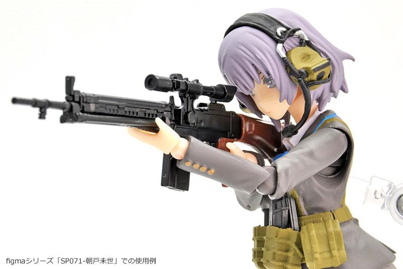 64式狙撃銃タイププラモデル(トミーテックリトルアーモリー (little armory)No.LA024)商品画像_4