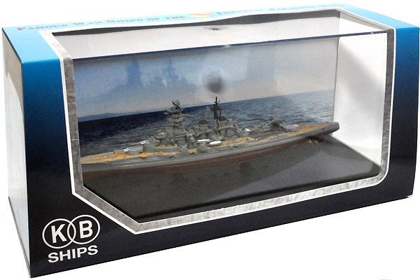 戦艦 金剛 (1944)完成品(国際貿易KBシップスNo.KBBS005)商品画像